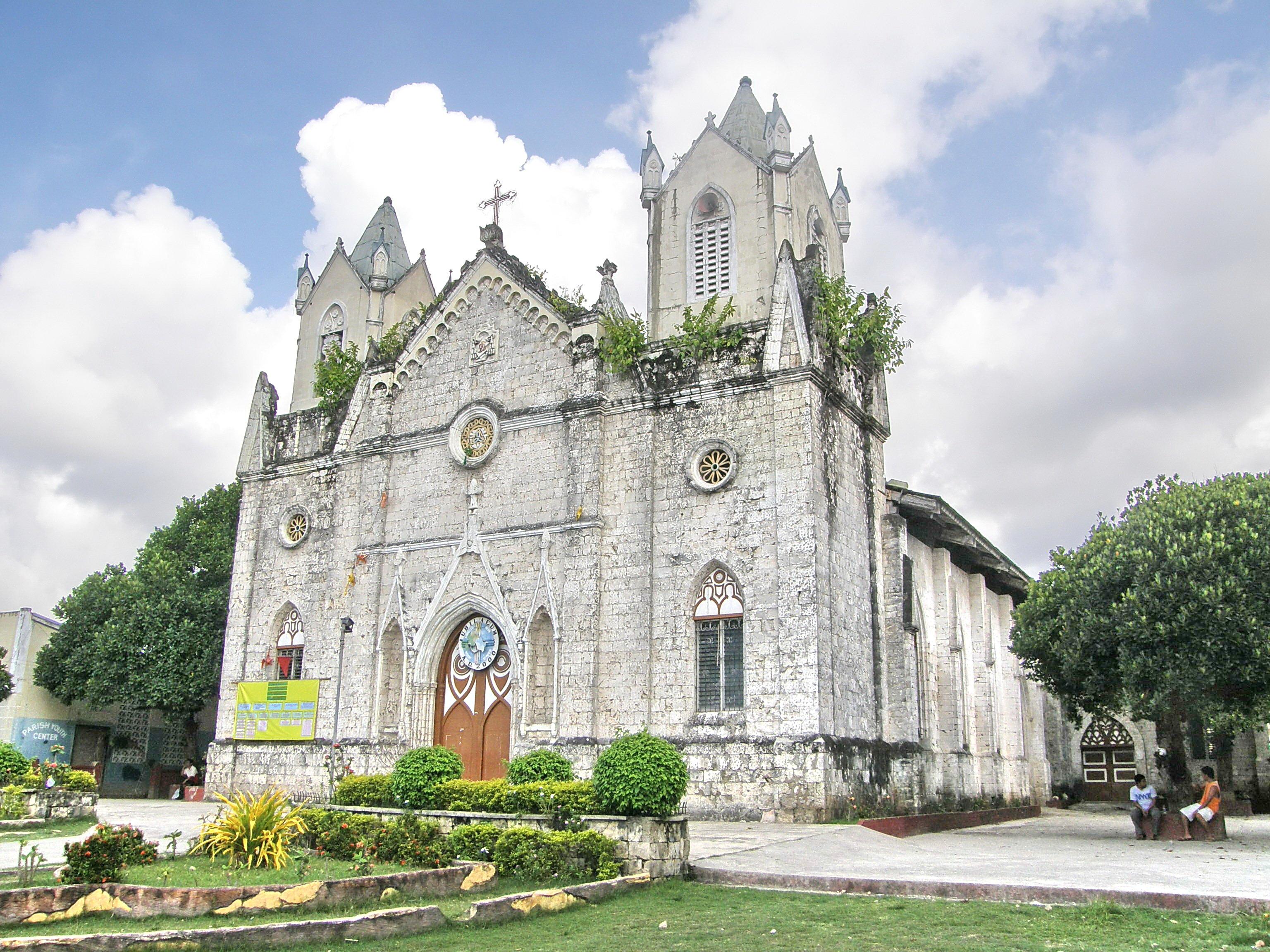 San Fernando (Cebu) Philippines  city images : Facade of San Fernando Church in Cebu province Wikipedia ...