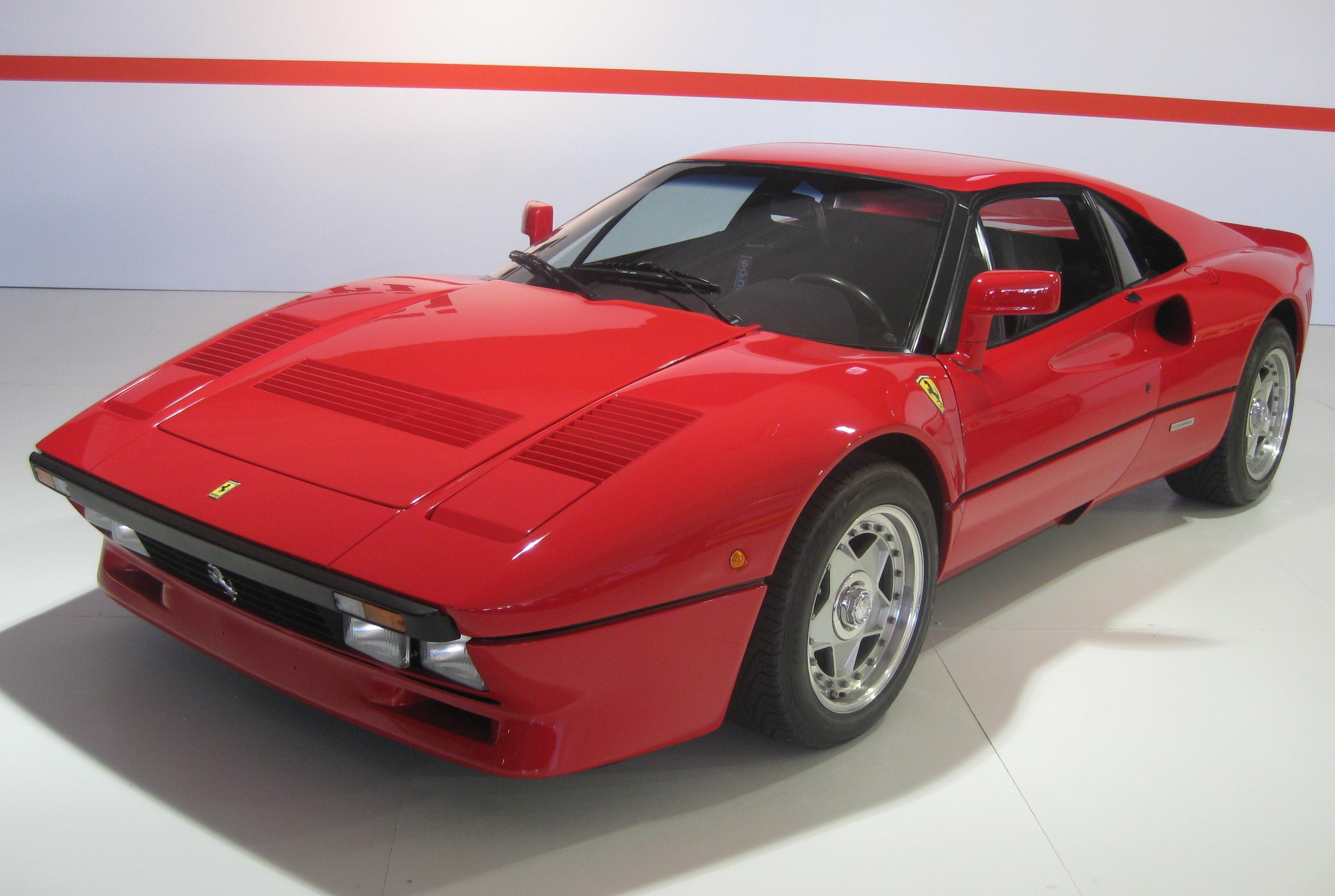 Ferrari 288 GTO , Wikipedia