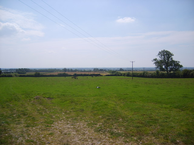 Field near Mount Pleasant - geograph.org.uk - 898417