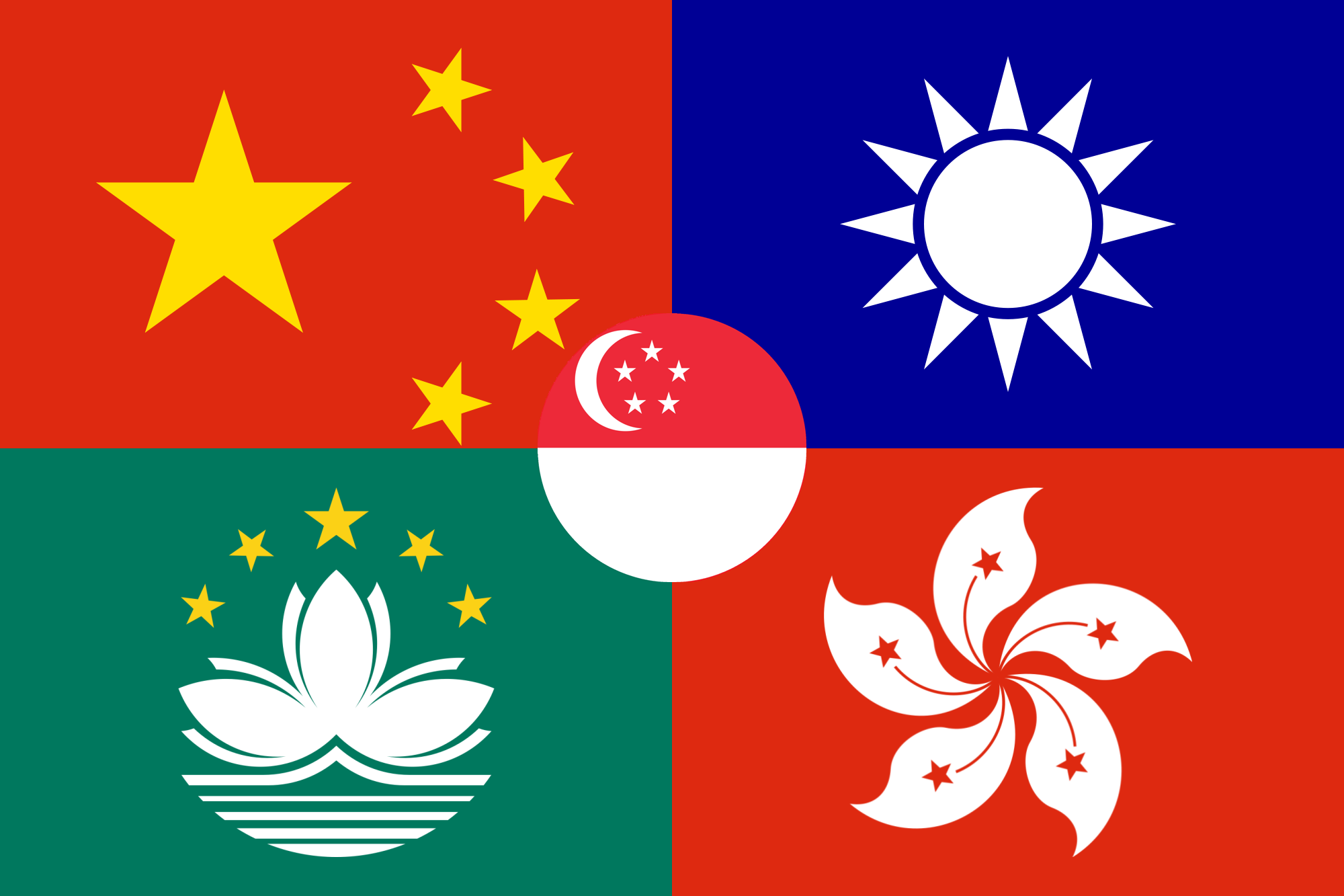 File:Flag of Chinese language.png - Wikimedia Commons