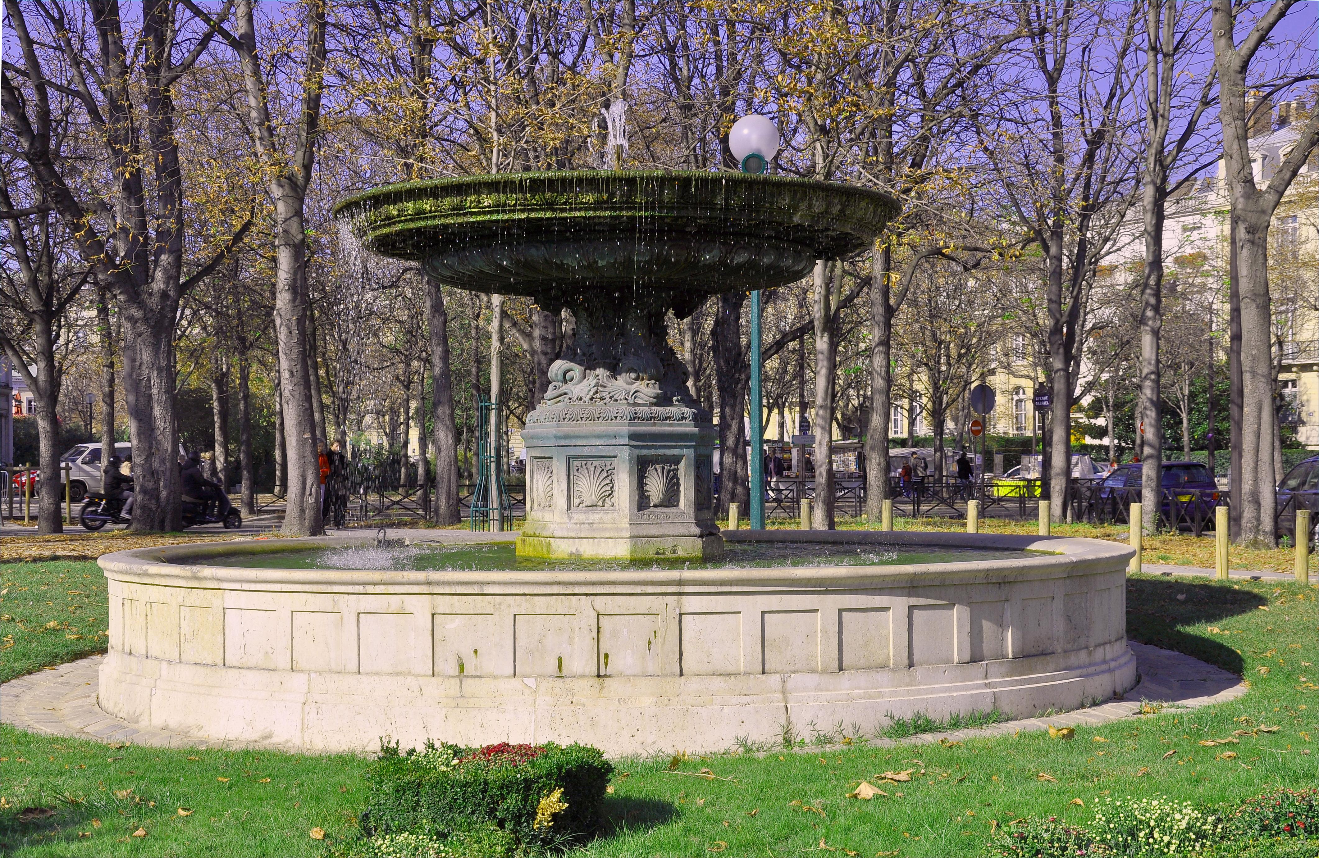 Fontaine de la Grille du Coq Wikiwand