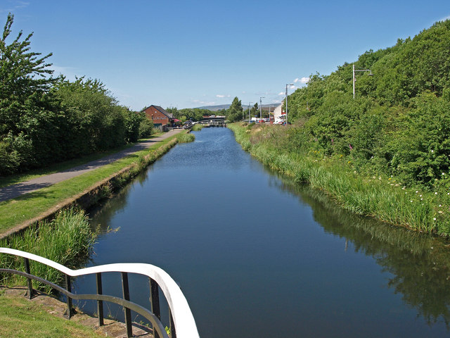 Forth and Clyde Canal - geograph.org.uk - 1397765
