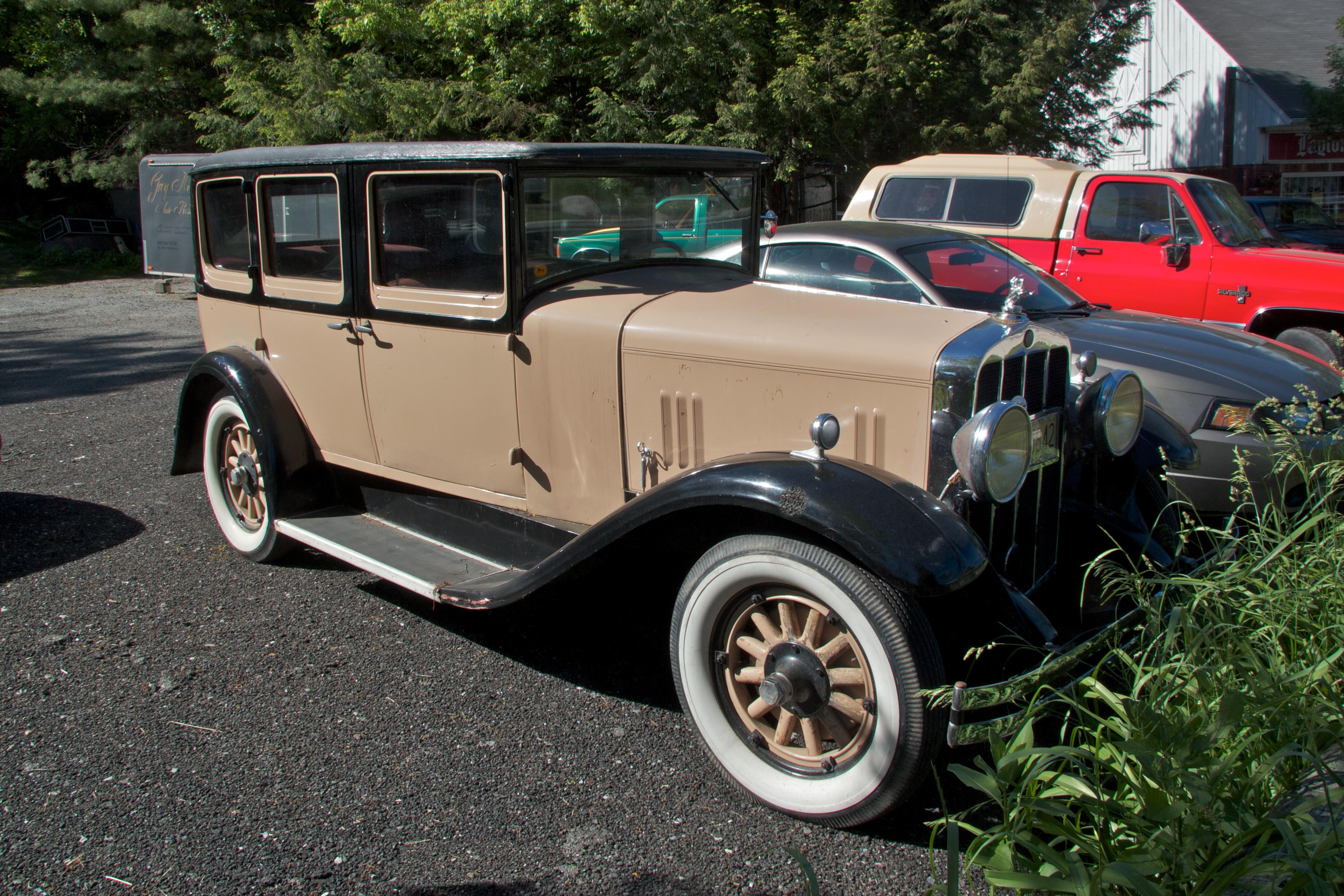 Franklin Motor Cars For Sale