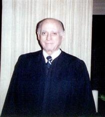Frederick Alvin Daugherty United States federal judge
