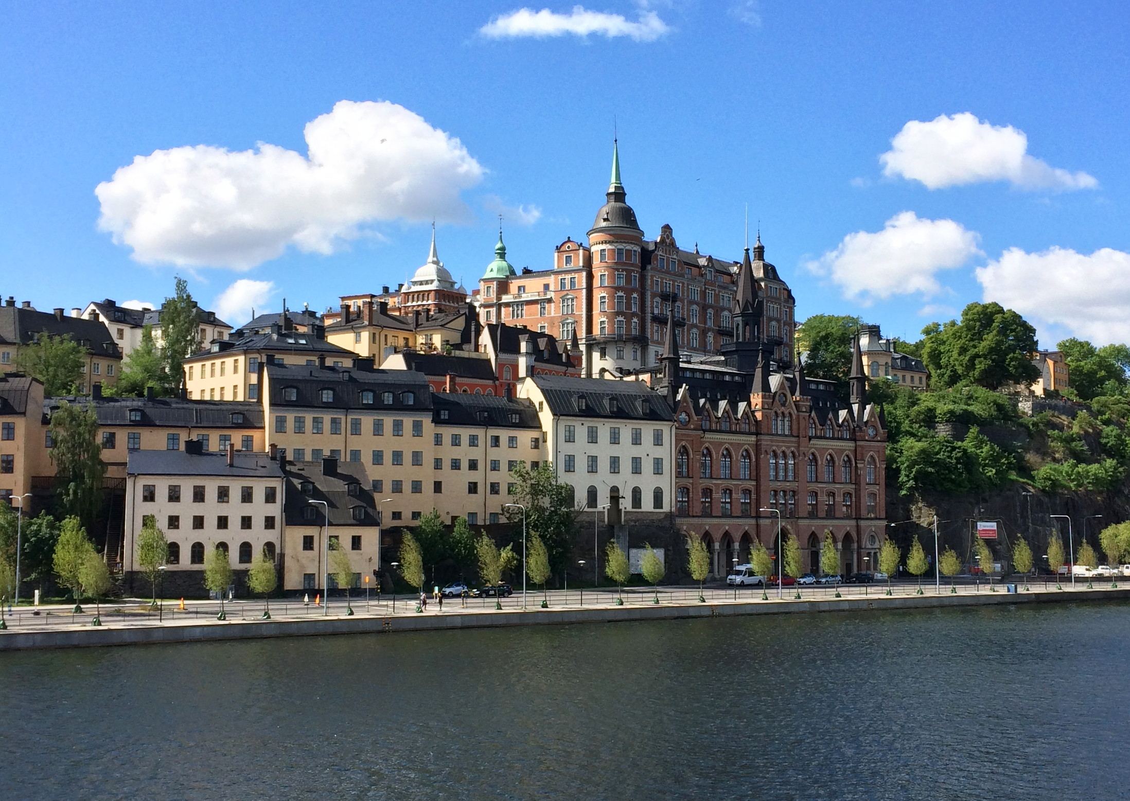 File:Gamla stan, Södermalm, Stockholm, Sweden - panoramio ...