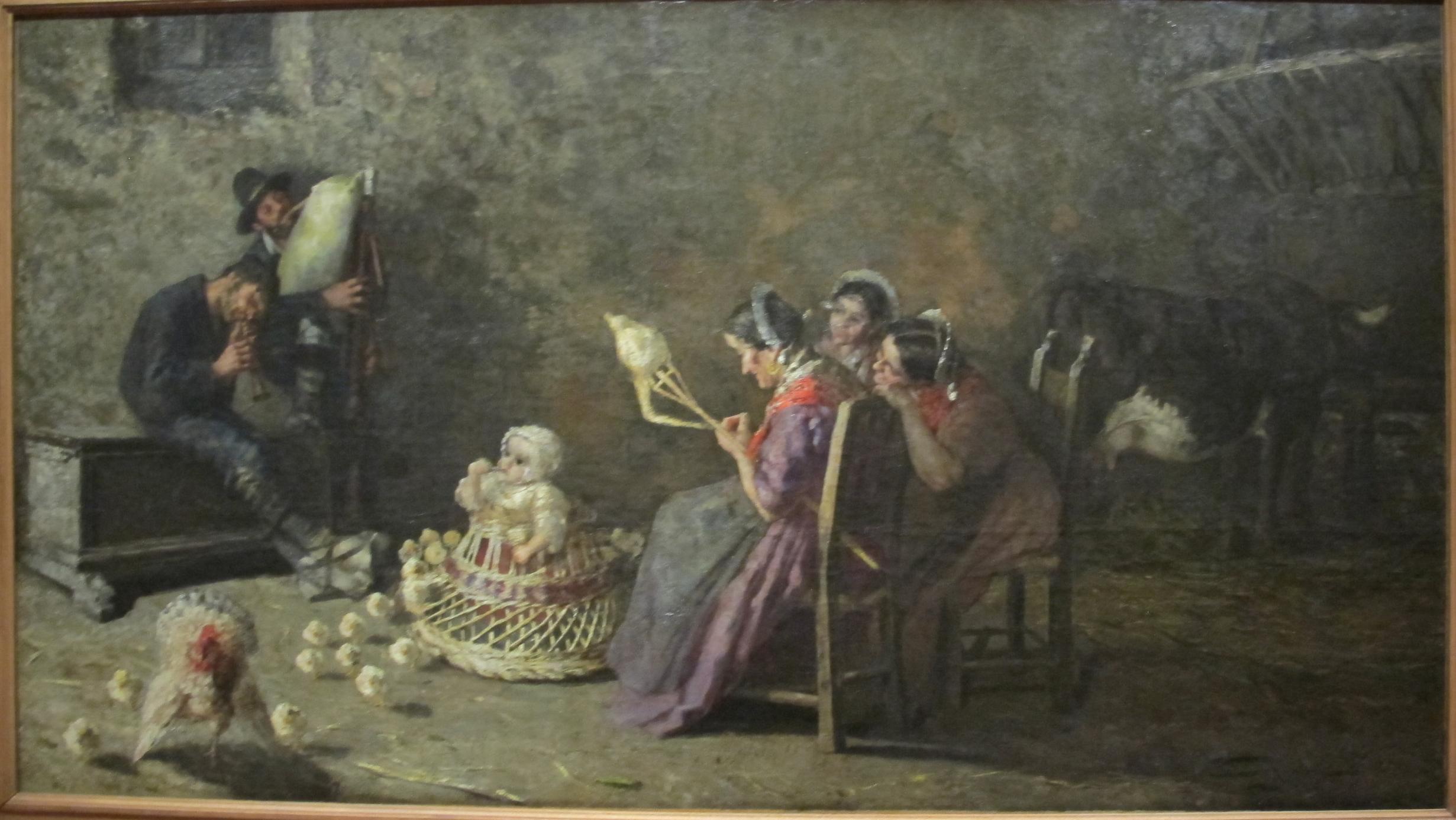 Zampognari in Brianza