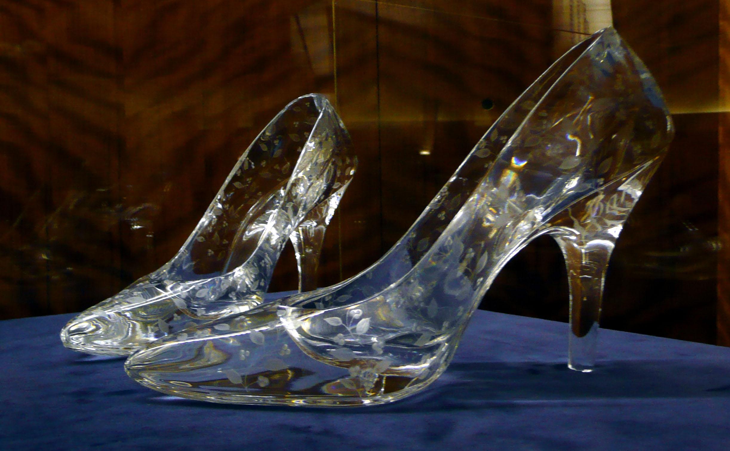 glass slipers