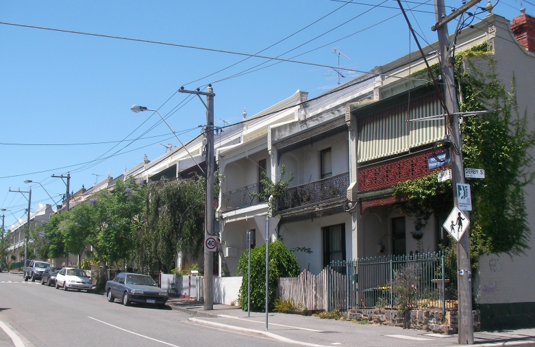 Kensington's housing