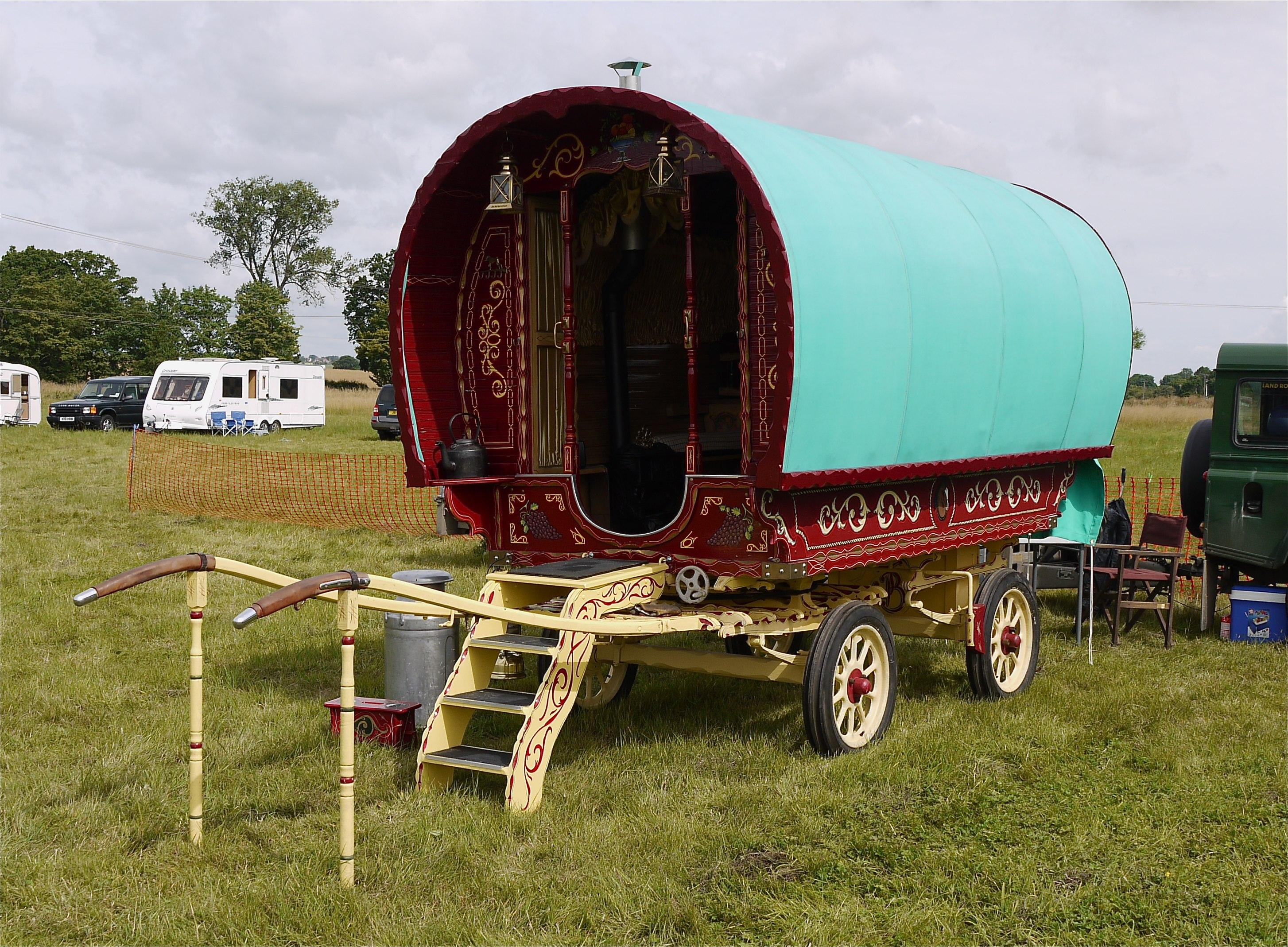 how to make lama caravane