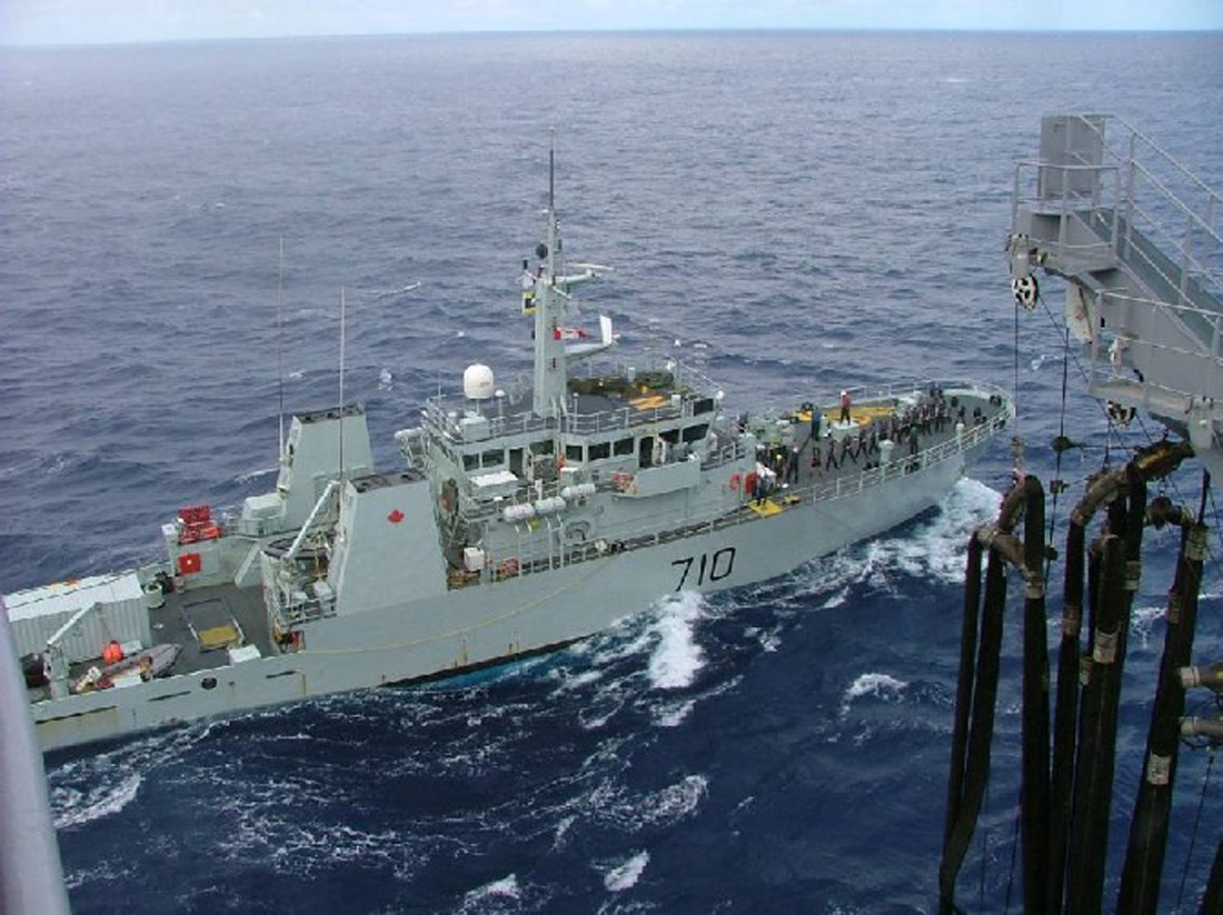 Unit In Nova Scotia >> HMCS Brandon (MM 710) - Wikipedia