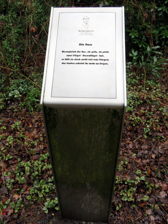 Fileheinz Erhardt Park Hamburg Wellingsbüttel2jpg