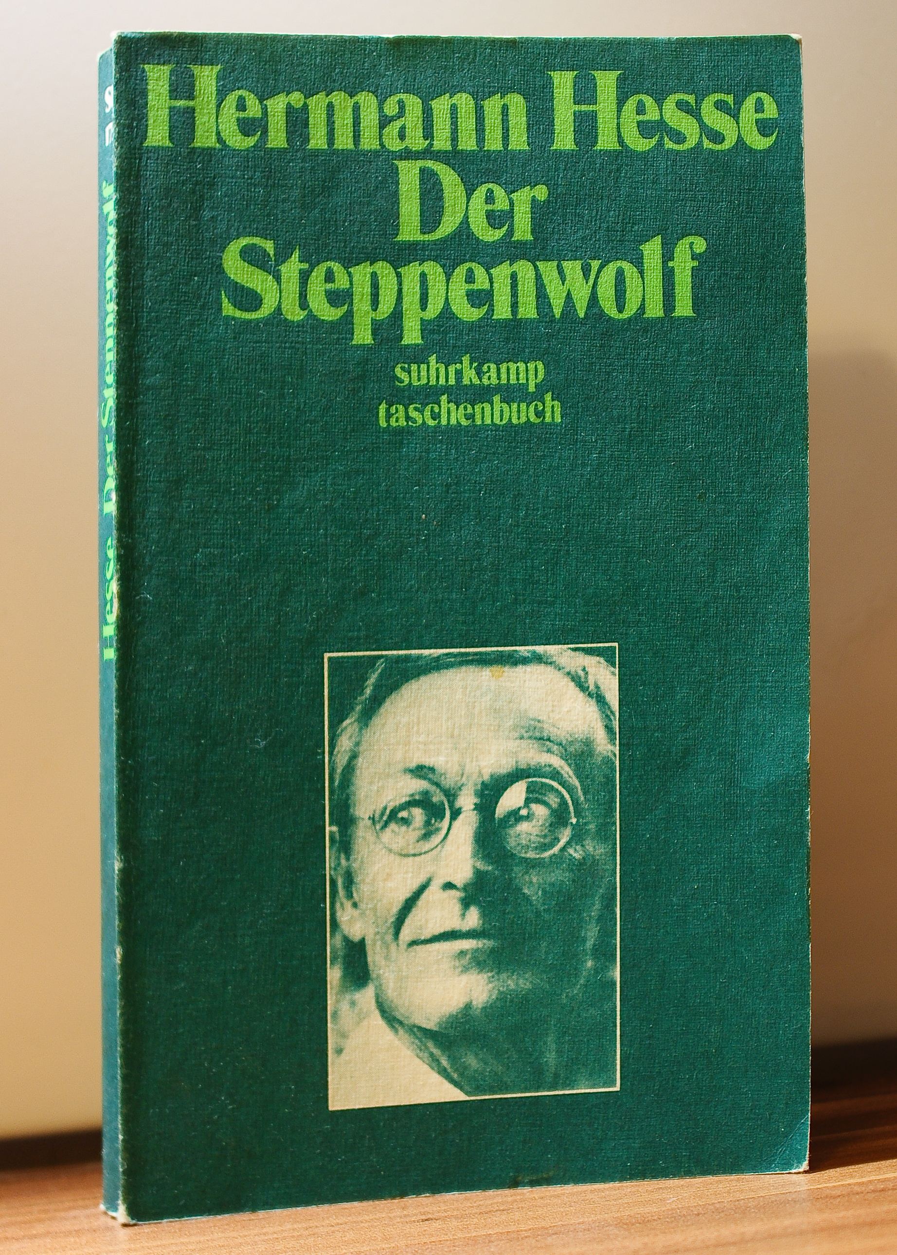steppenwolf book report Book steppenwolf (hermann hesse) in web, epub ready for read and download.