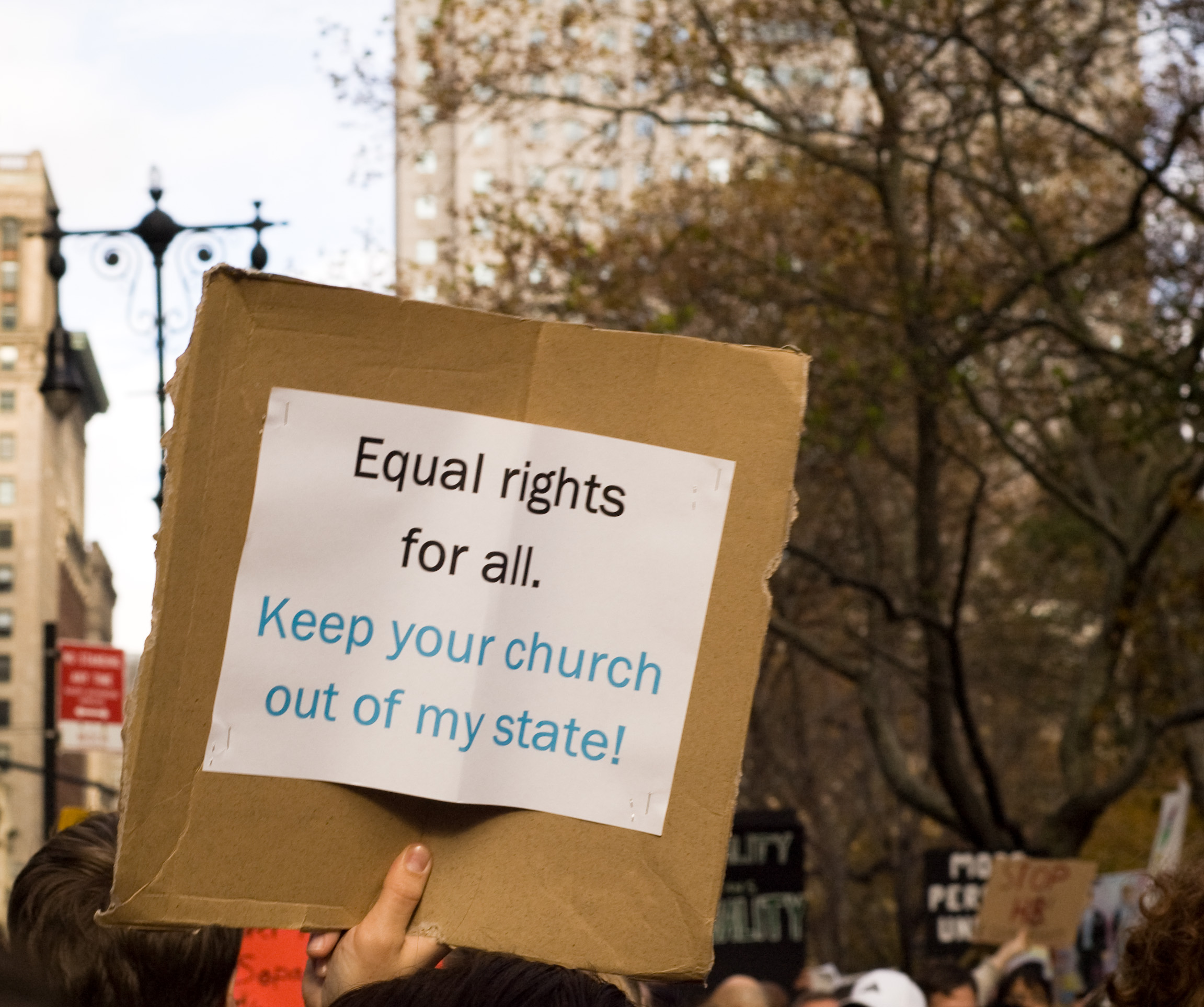 an overview of the separation of church and state Establishment clause overview  it really should come as no surprise that the members of the supreme court remain deeply divided on church-state separation.