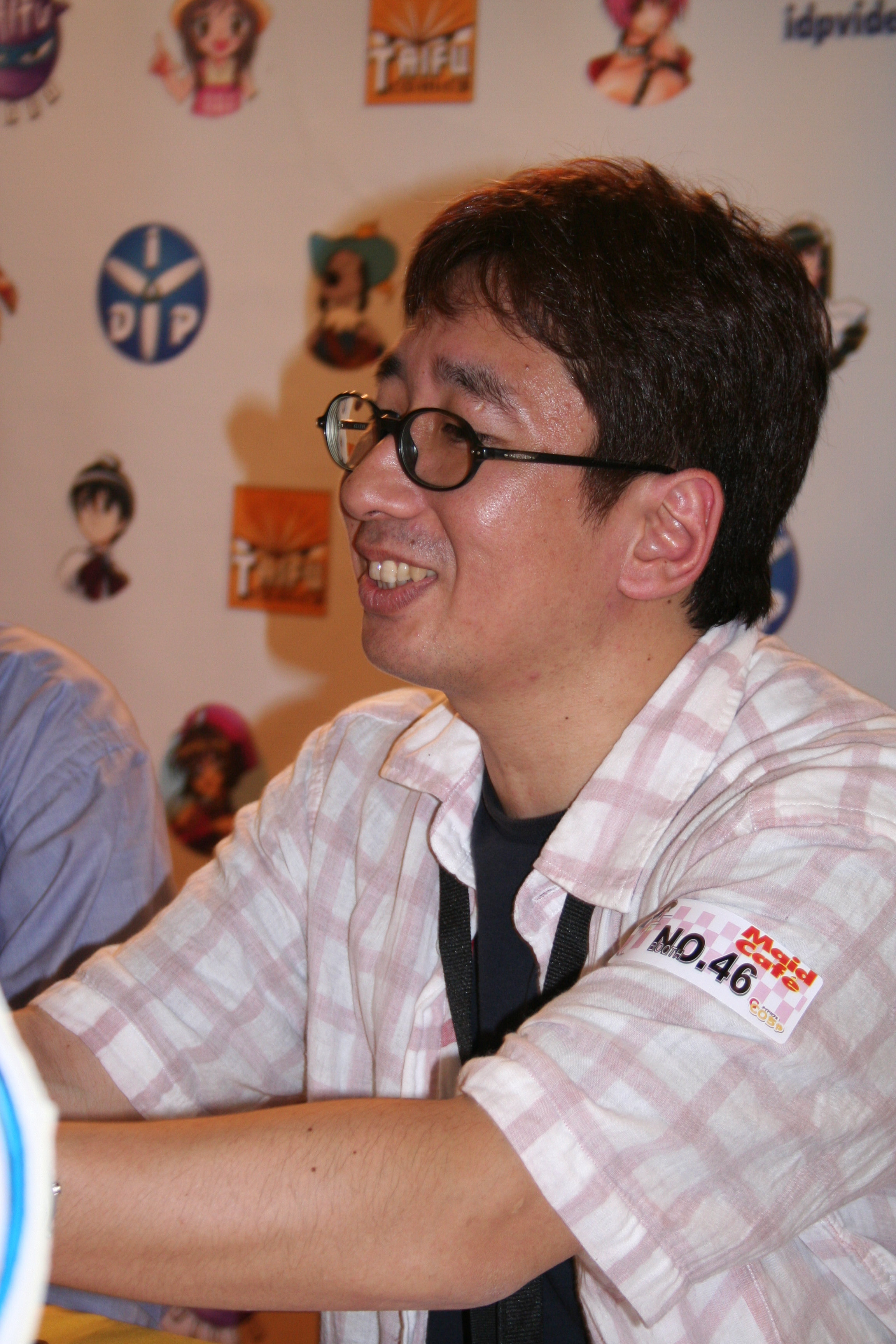 http://upload.wikimedia.org/wikipedia/commons/8/81/Hideki_Owada_20060707_Japan_Expo_02.jpg