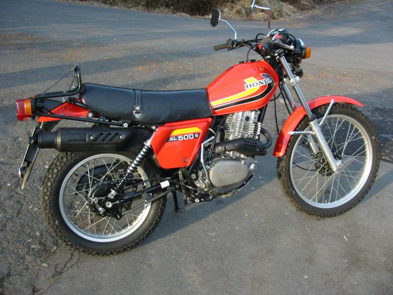 Yamaha Dual Purpose