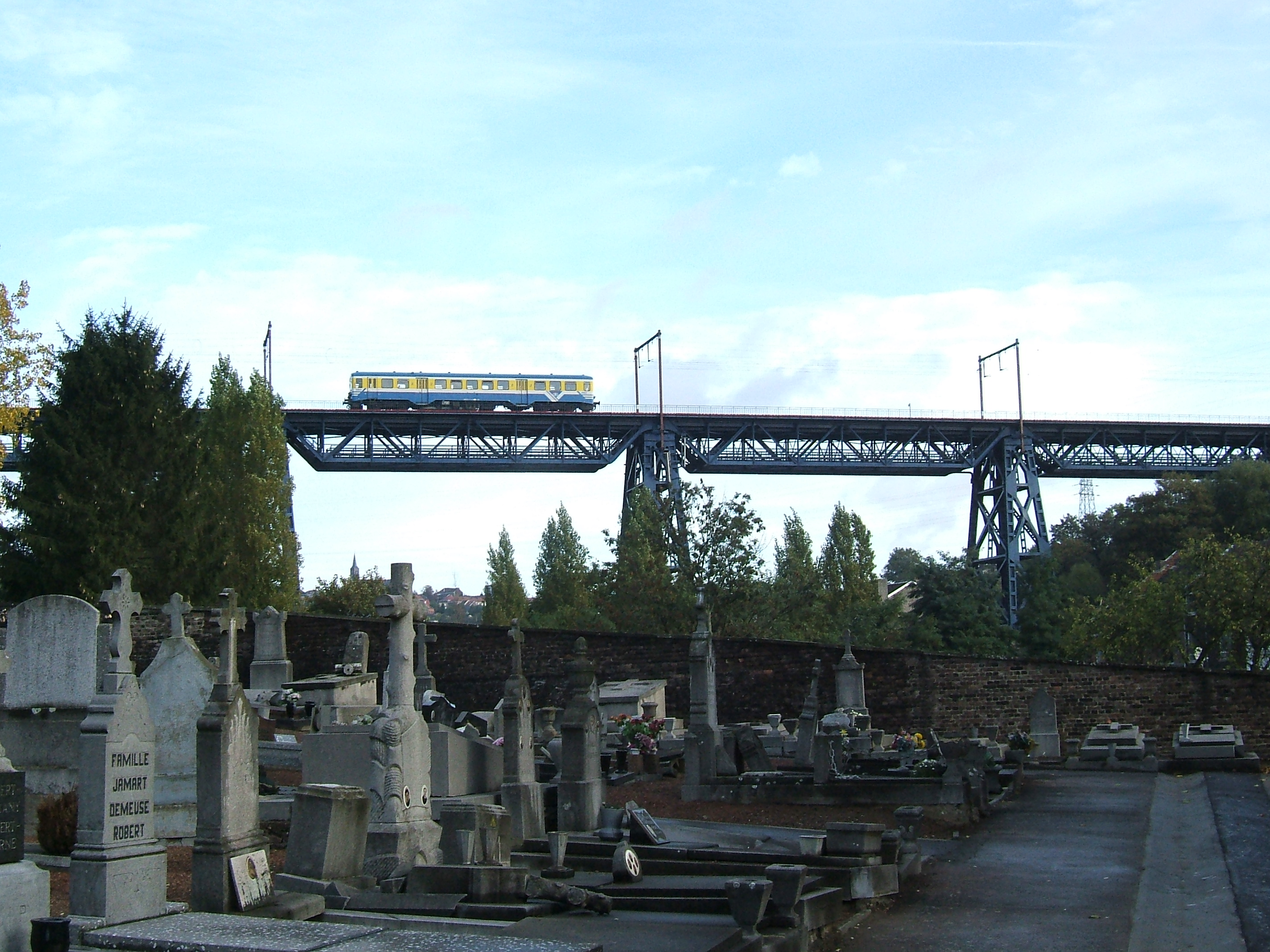 Viaduct van Tilleur