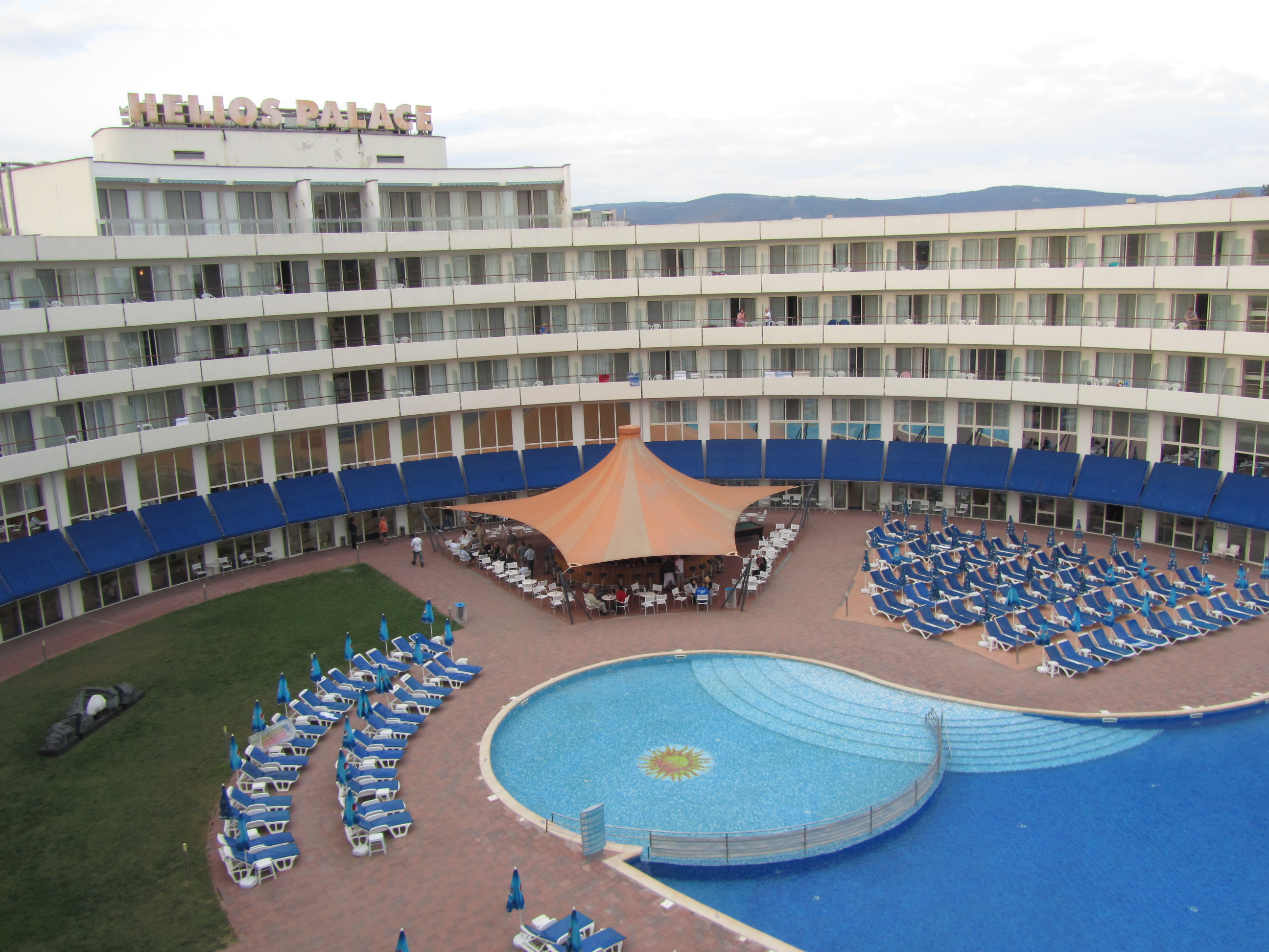 Palace Hotel Sunny Beach Website