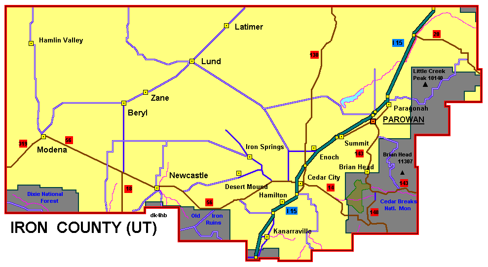 Iron County Ut Property Tax Search