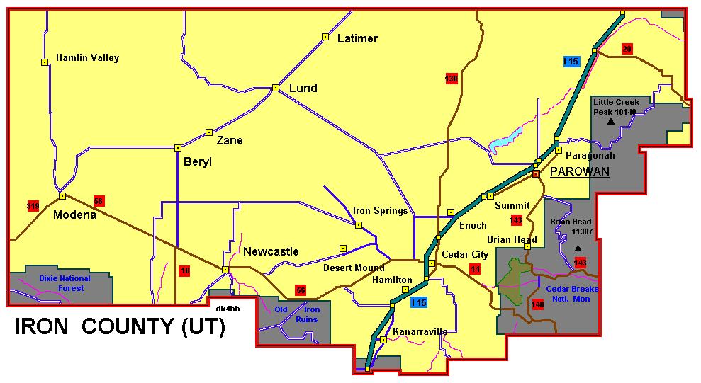Iron County Utah Dog Breeding Laws