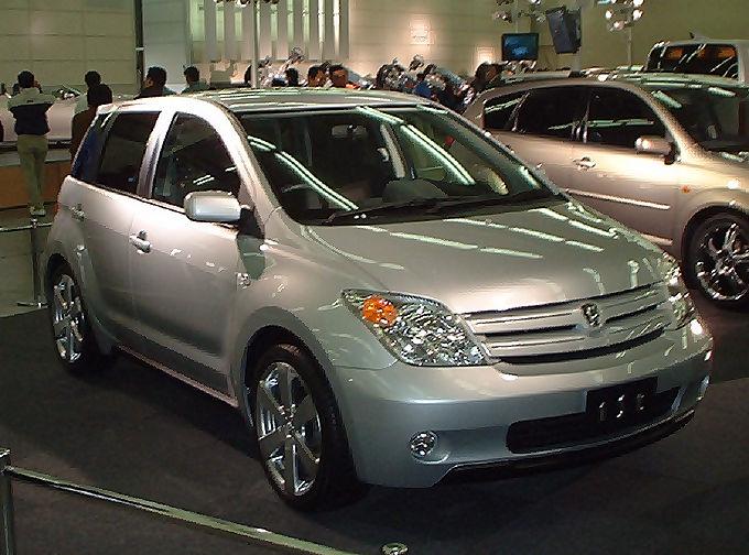 Toyota Ist Wikipedia Kamusi Elezo Huru