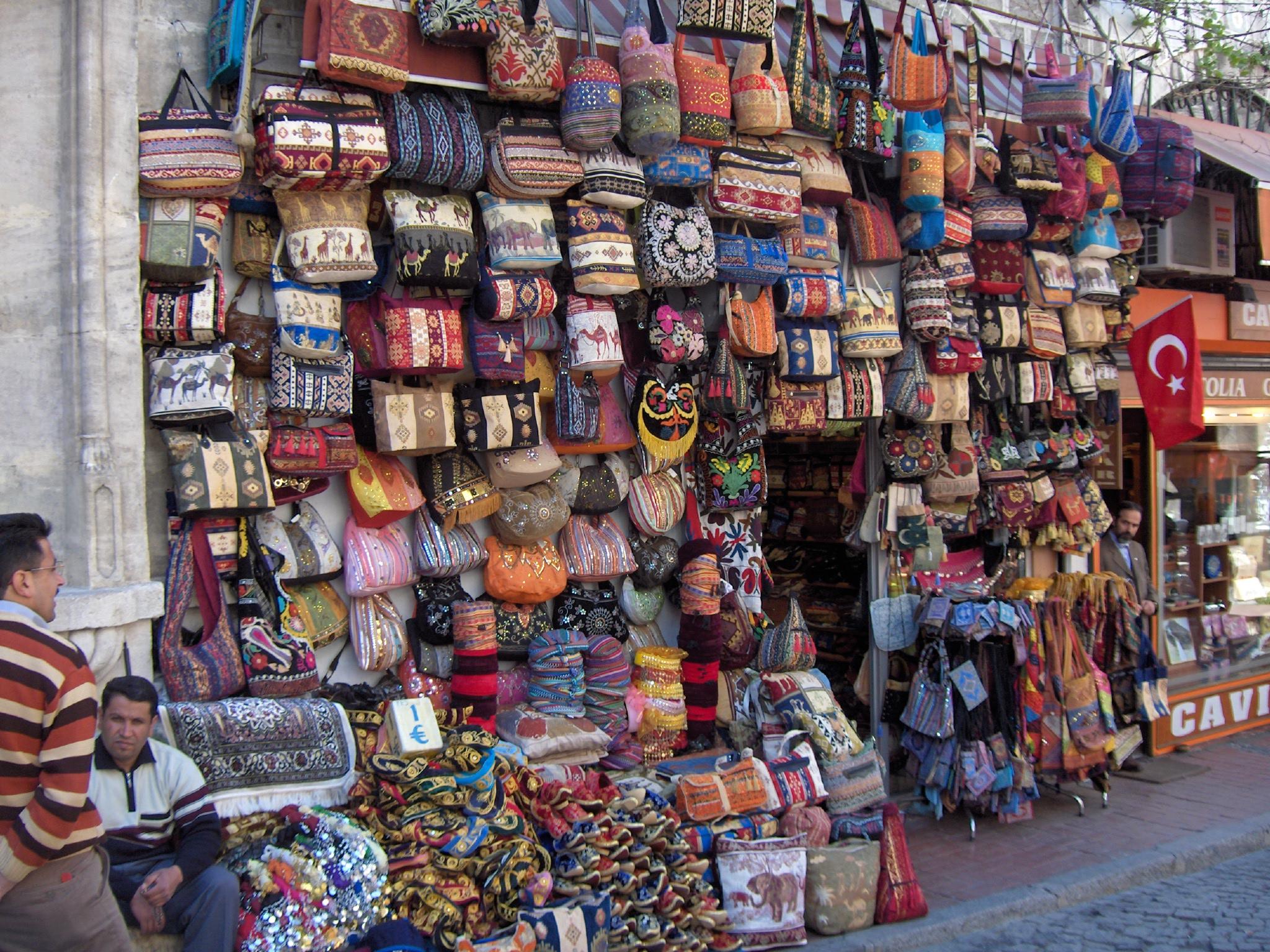 Shopping galore at Istanbul's Grand Bazaar (PHOTOS ...