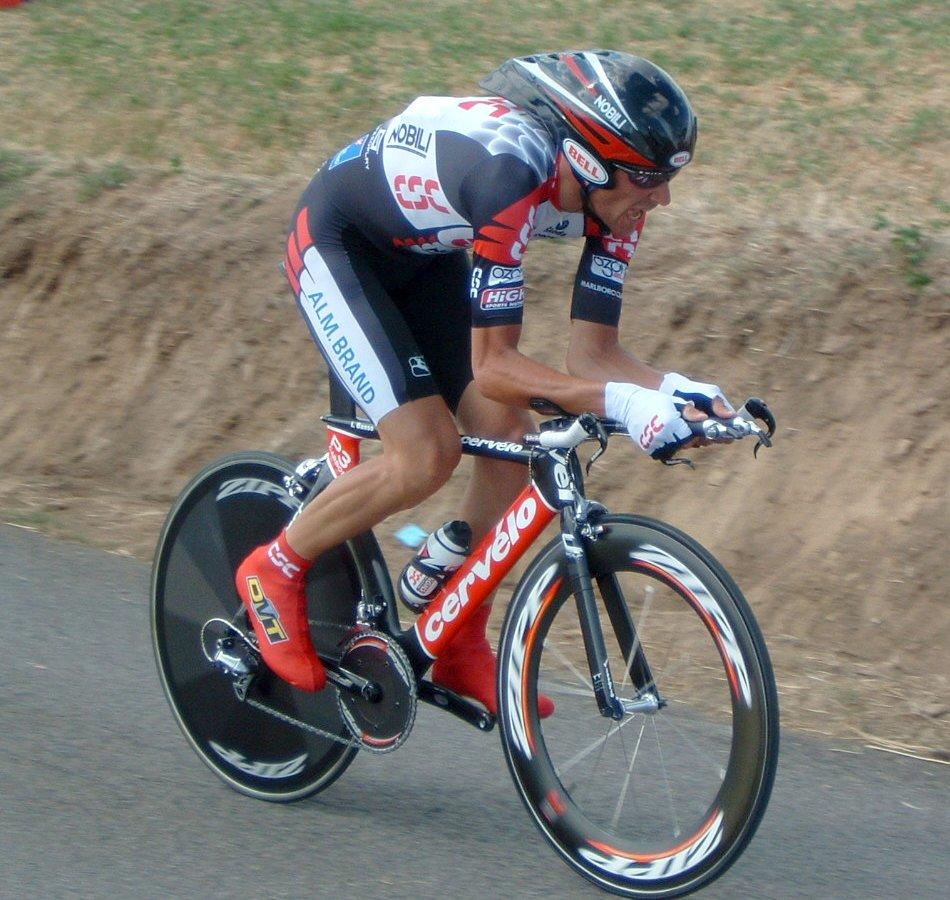 El Tour Cyclist Tracker