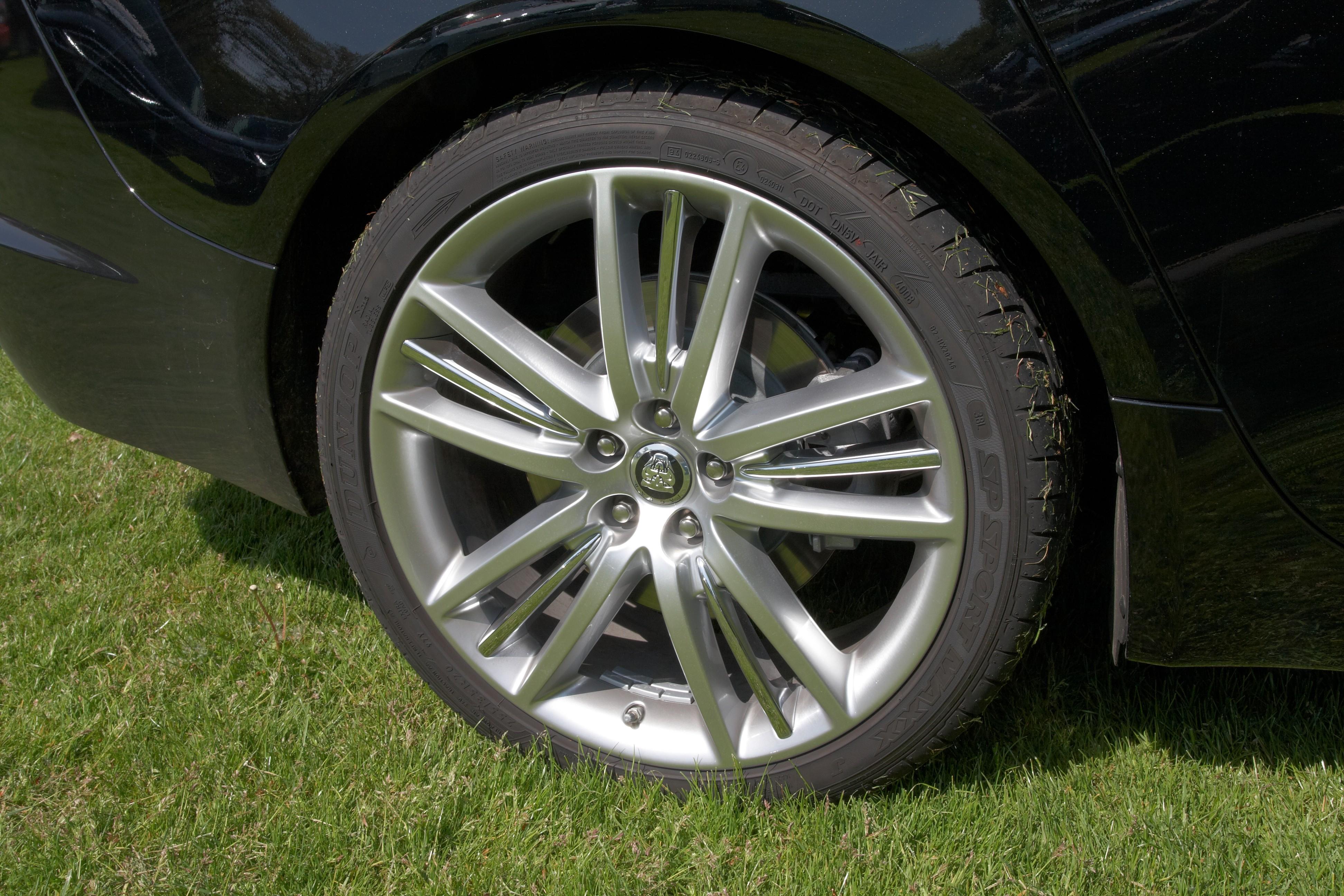 bionic finish itm spoke ebay f wheels only diamond jaguar pace alloy