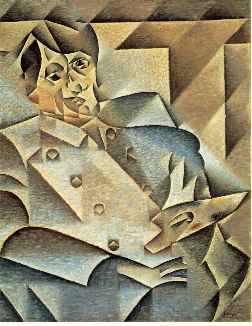 Juan Gris - Pintor cubista
