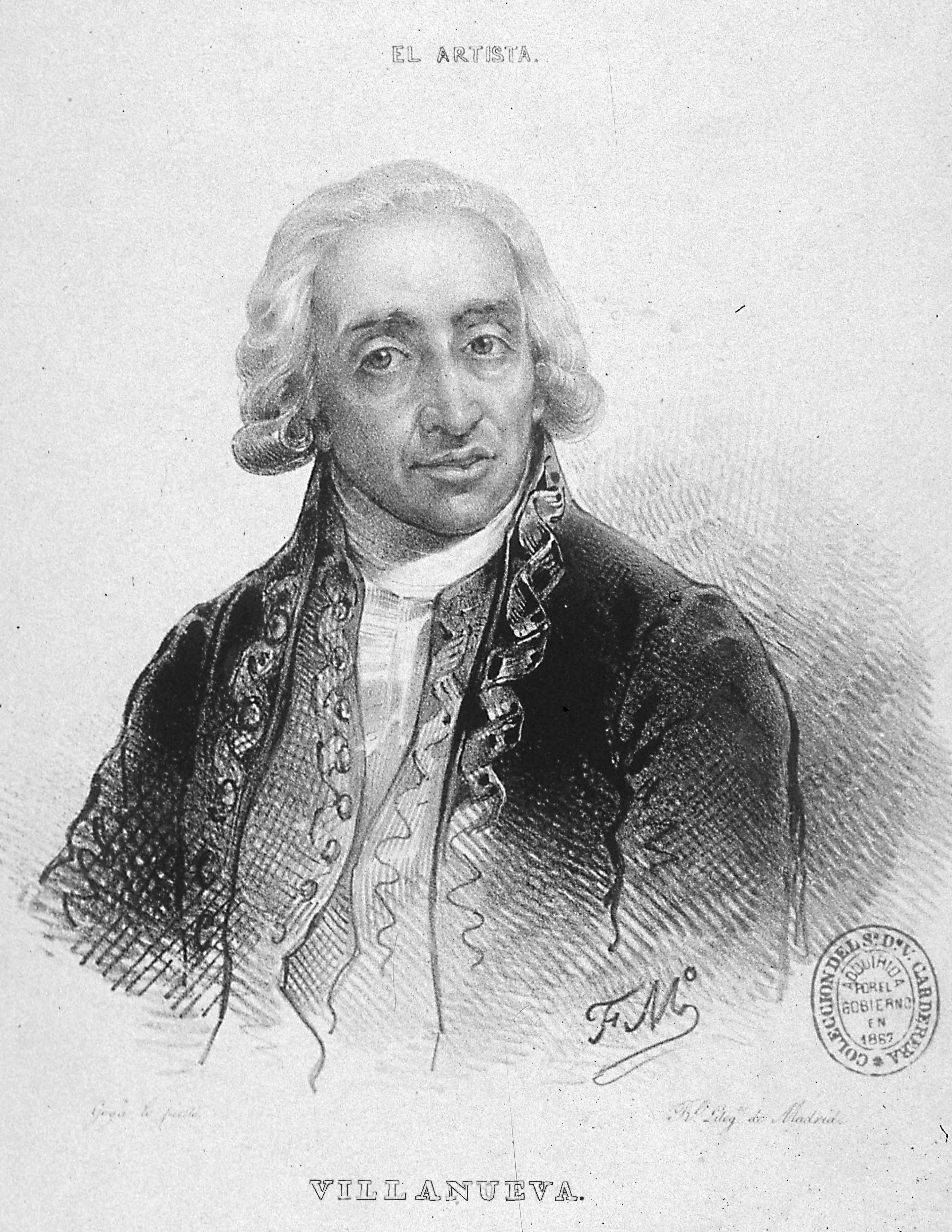 Juan de Villanueva, arquitecto del Museo del Prado