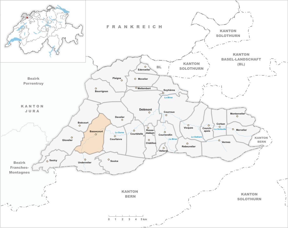 Bassecourt City