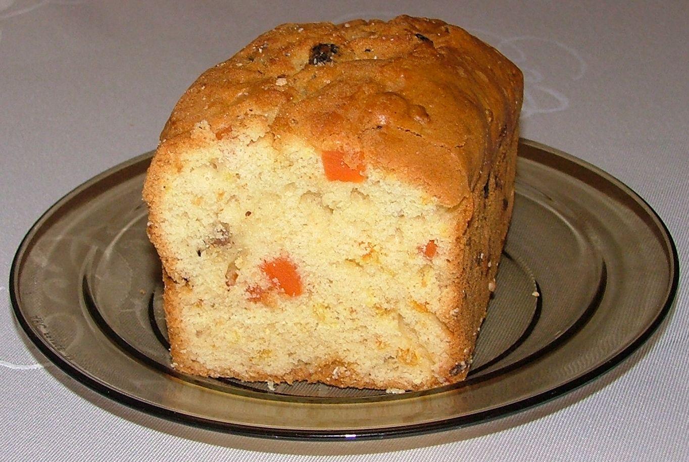 Fruit Cake Use As Doorstop