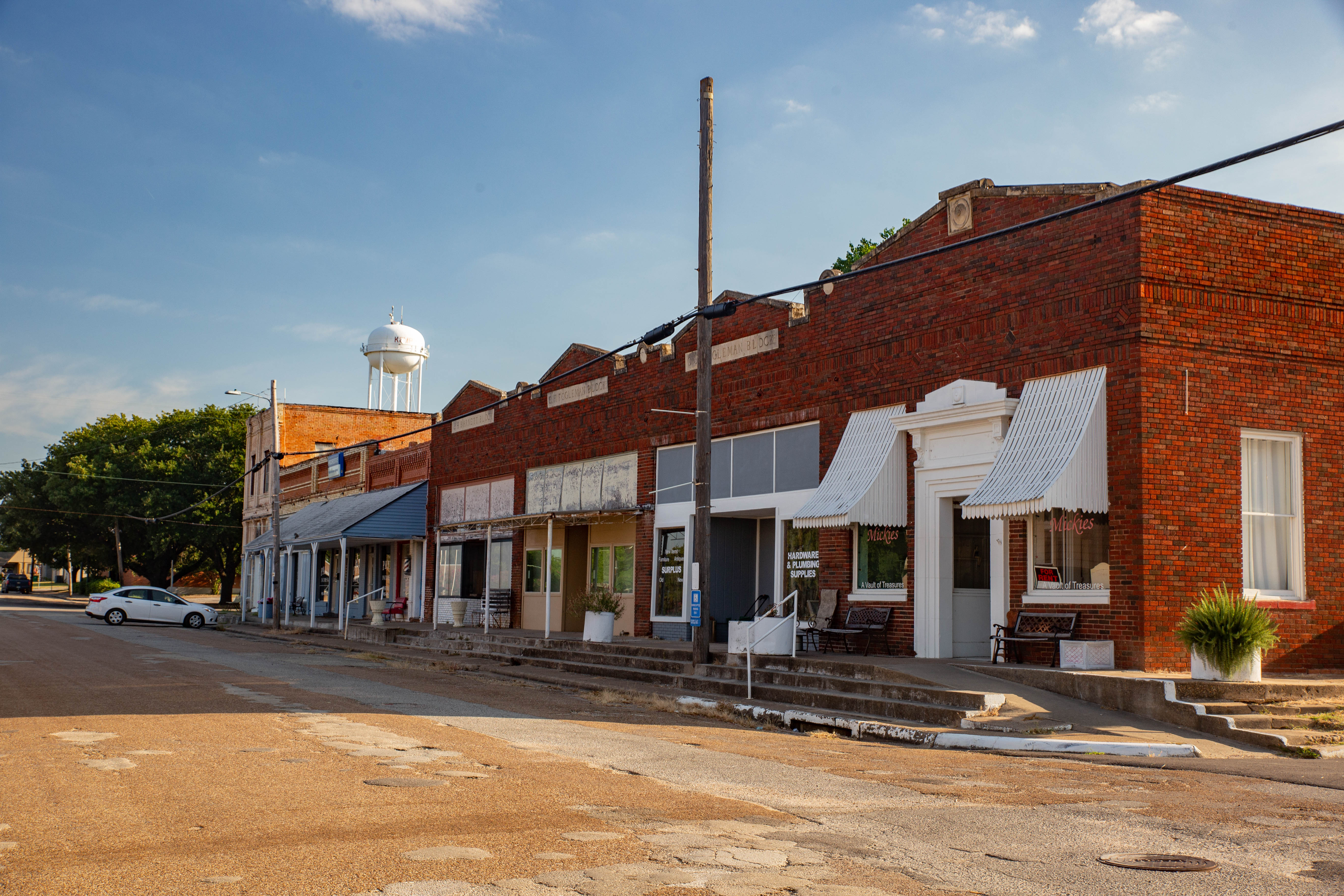 Kemp, Texas - Wikipedia