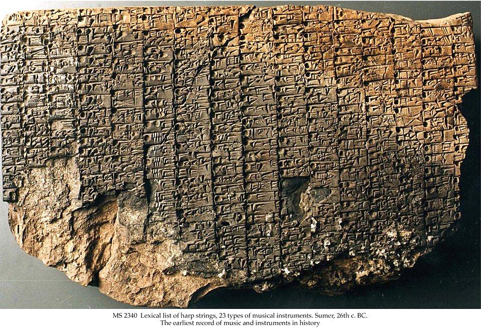 Mesopotamia Song For Kids