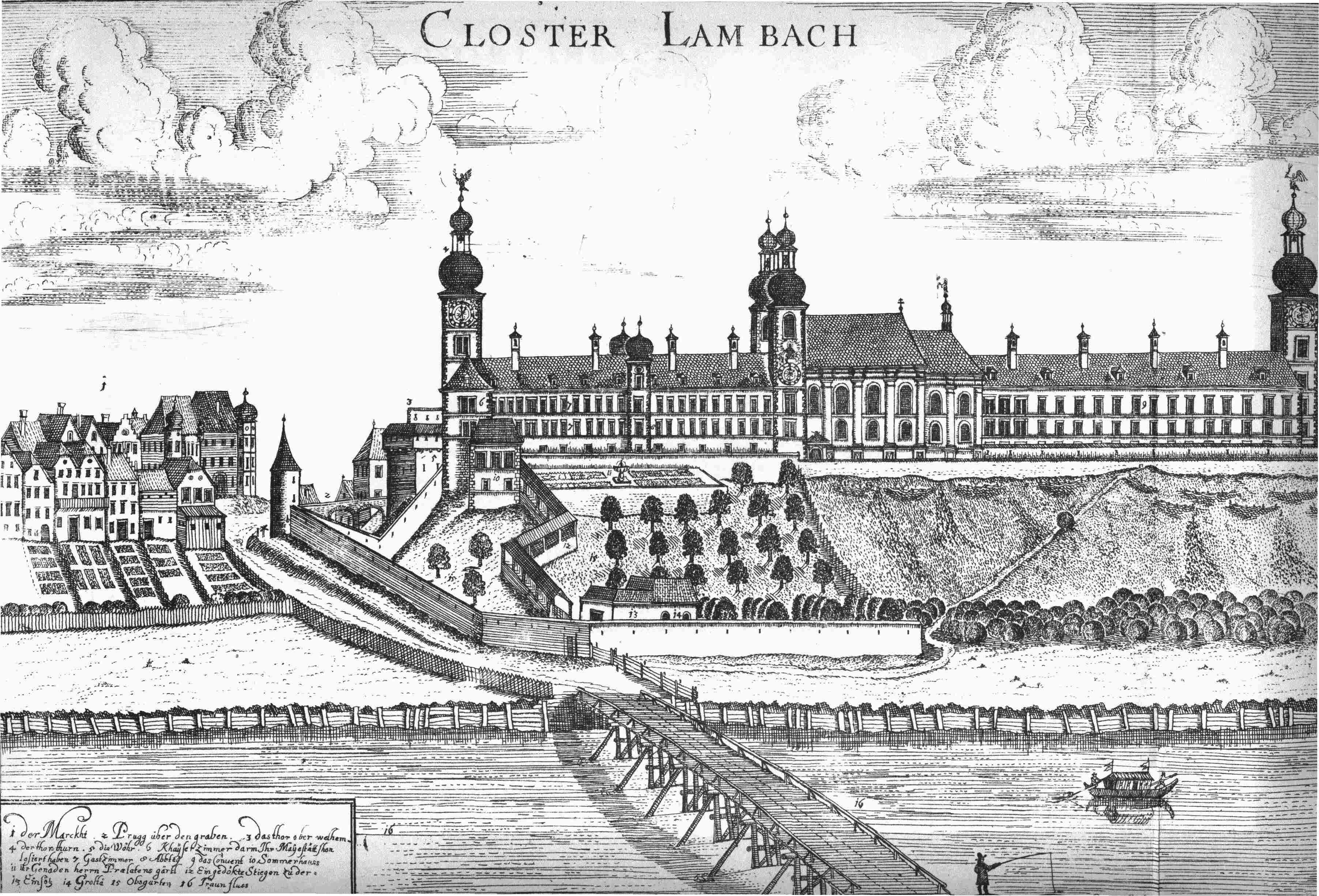 Kloster Lambach