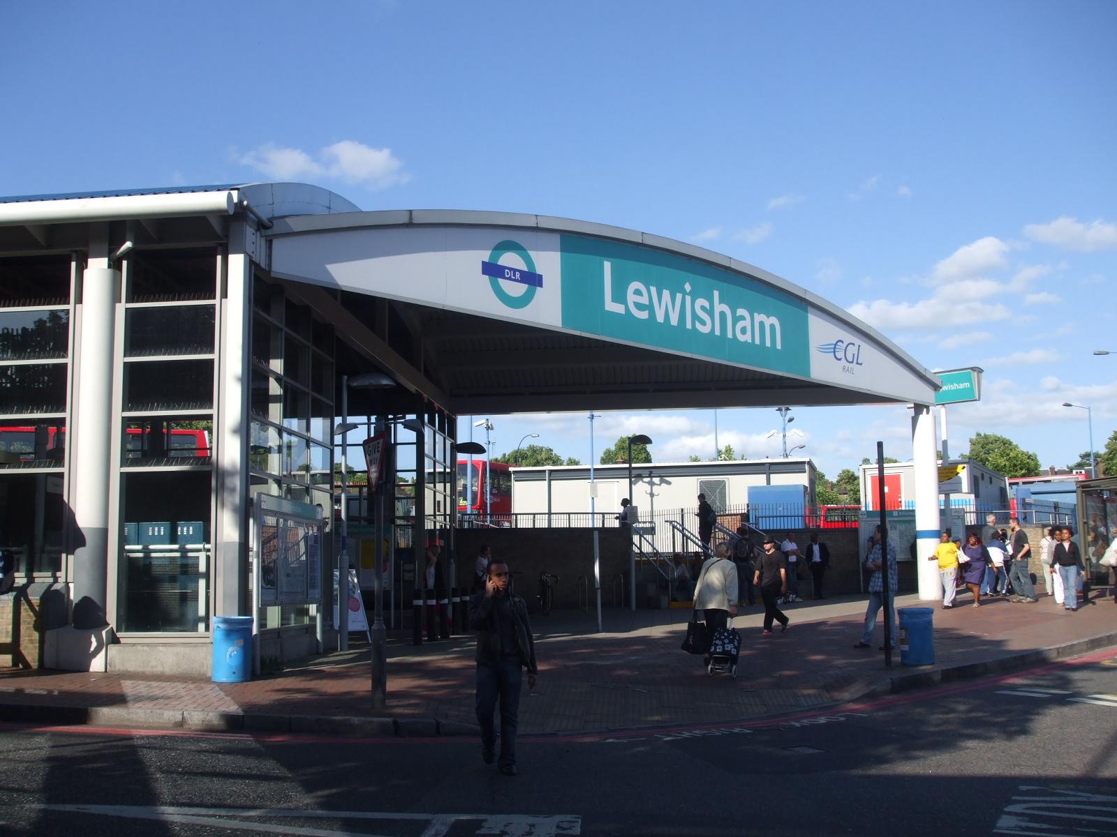 Lewisham Shopping Centre Car Park Opening Hours