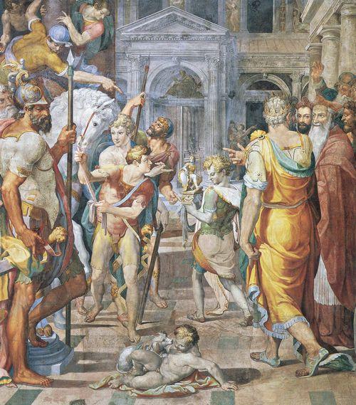 File:Livio Agresti Pedro II de Aragón entrega el reino a Inocencio III Sala Regia Vaticano.jpg