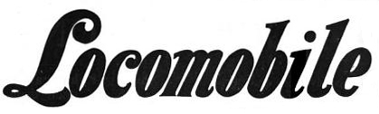 Locomobile logo, 1905