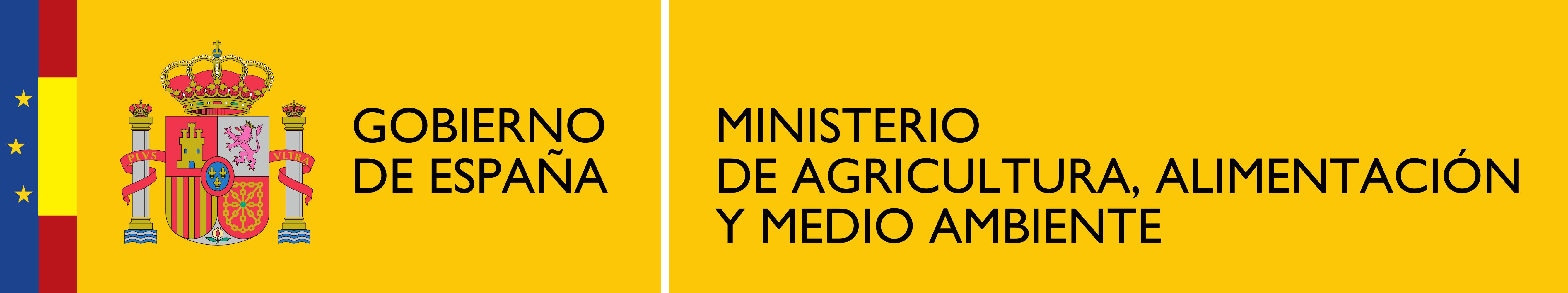 File:Logotipo del Ministerio de Agricultura, Alimentación