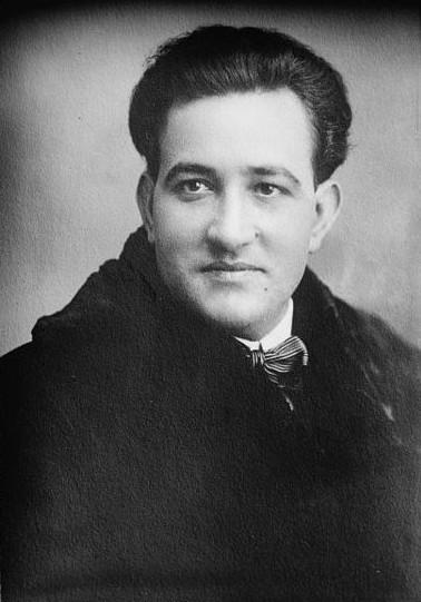 Miguel Fleta, una de las grandes voces líricas europeas de la primera mitad del siglo XX.