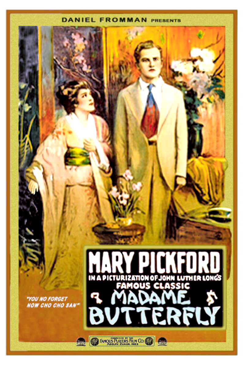 Madame Butterfly (1915 film) - Wikipedia