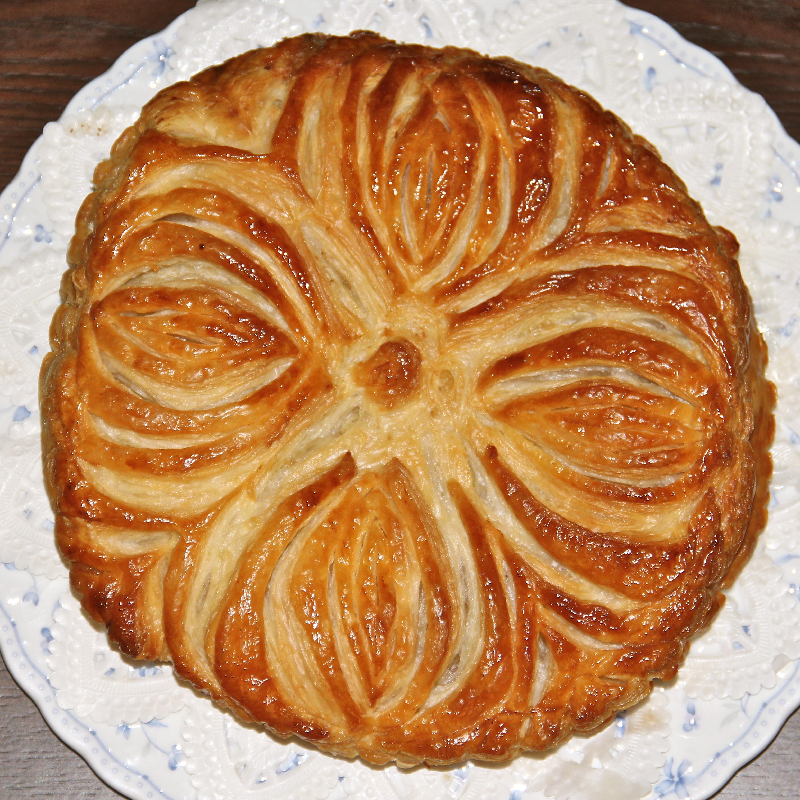 Street food cuisine du monde recette de galette des rois for Decoration galette des rois