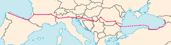 European Route E70 Wikipedia