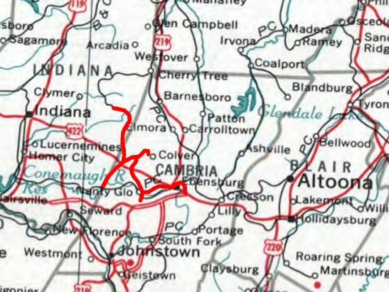 FileMap of Cambria and Indiana Railroadjpg Wikimedia Commons