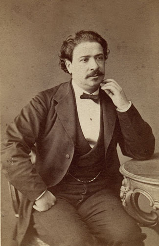 Marco Bossi in Moscow, 1906