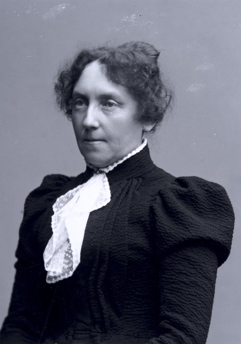 Maria Wiik Finnish painter (b. 1853)