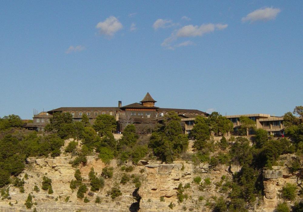 Maswik Lodge in Grand Canyon NP2