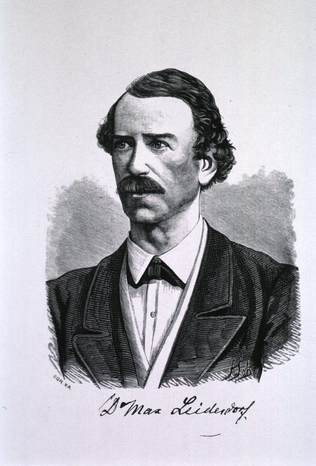Maximilian Leidesdorf (1818-1889)