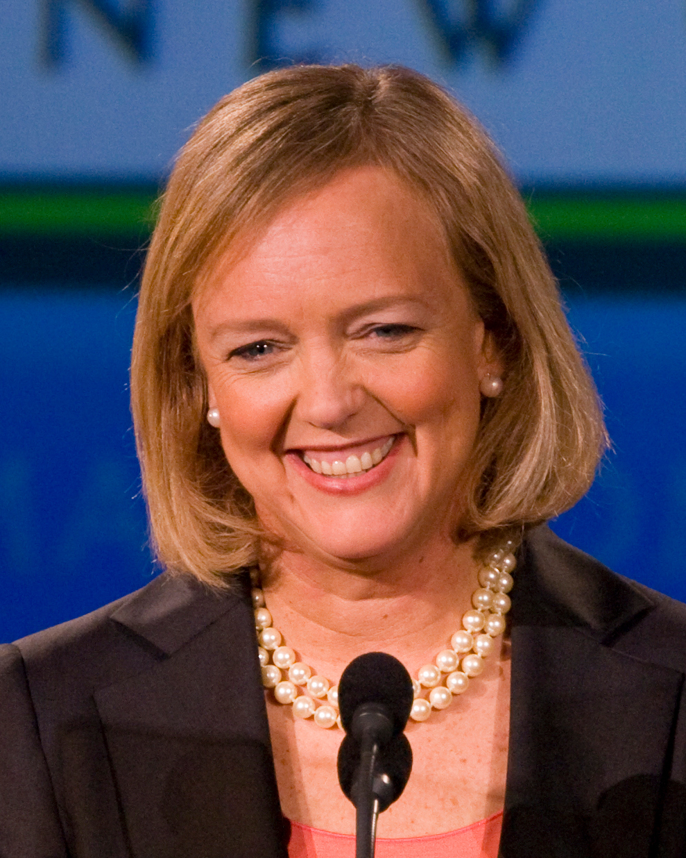Meg Whitman leadership