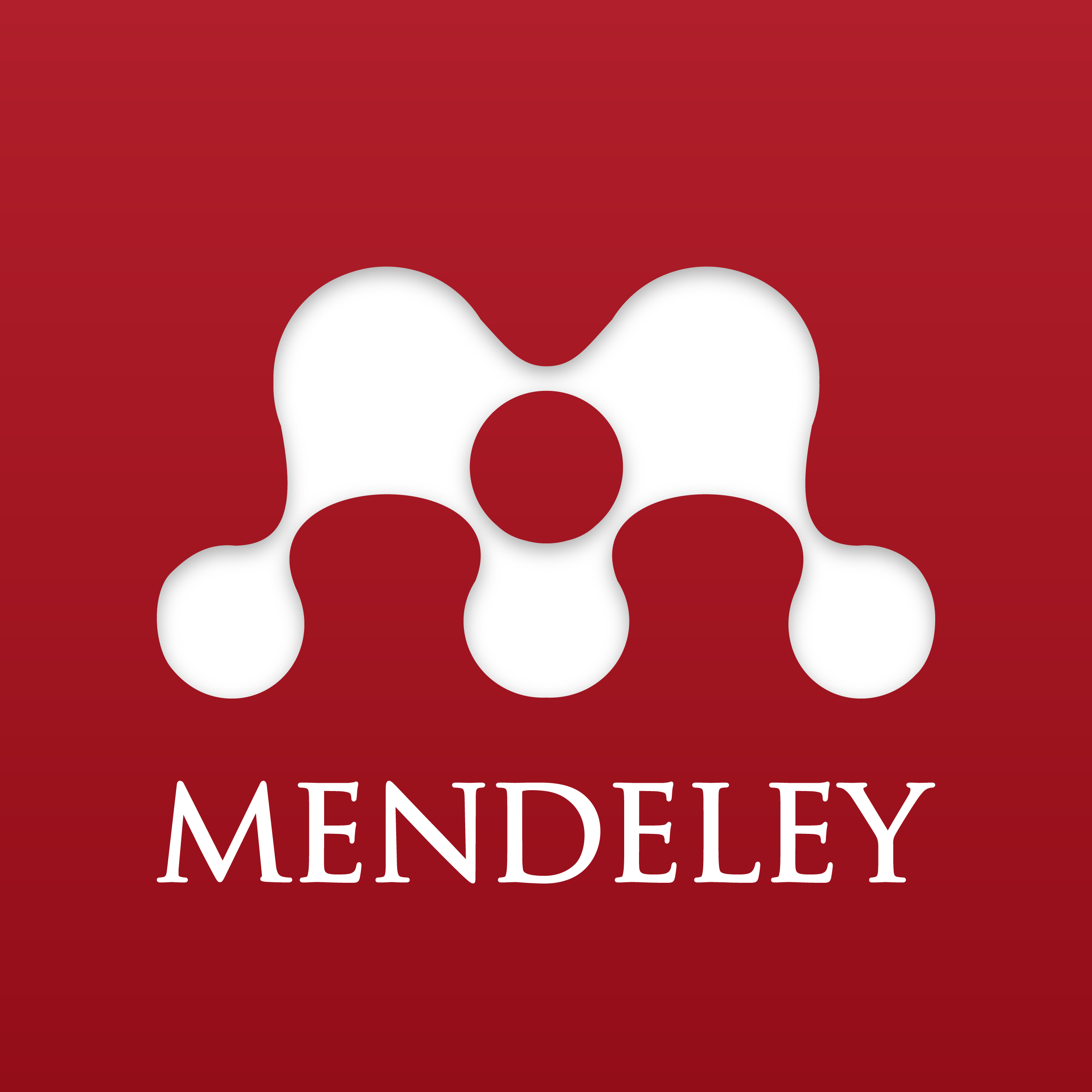 Image result for mendeley logo png
