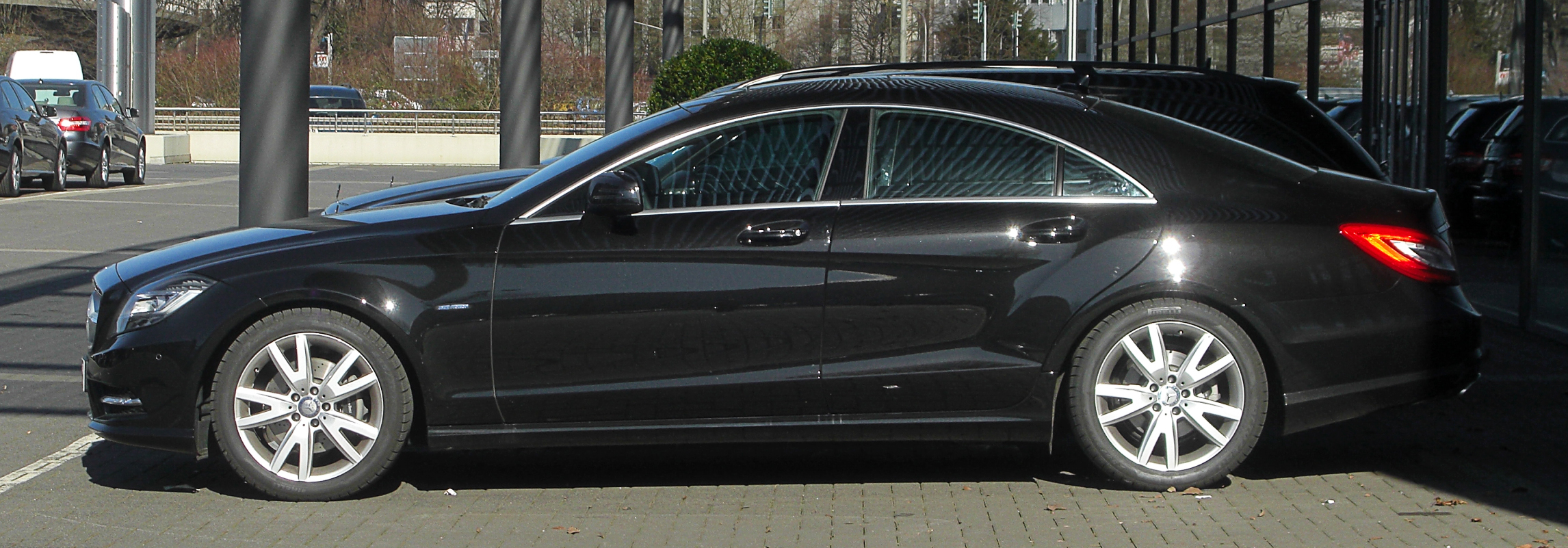 File Mercedes Benz Cls 350 Blueefficiency Sport Paket Amg